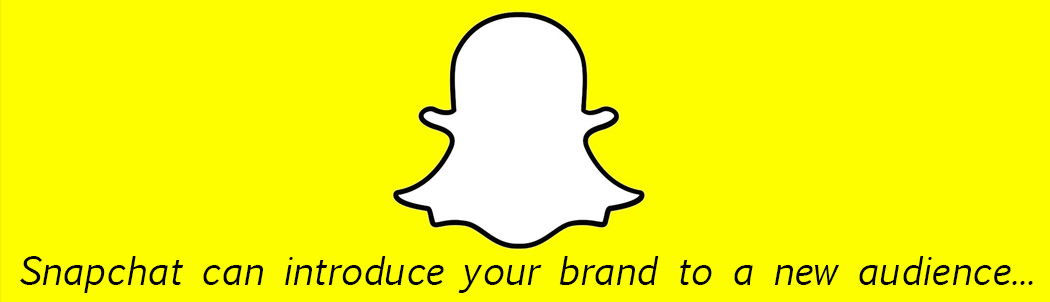Snapchat introduced to new brand.