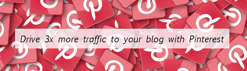 Driver traffic with Pinterest